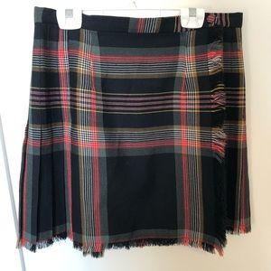 Vintage Highland Queen 100% Wool Kilt size 16